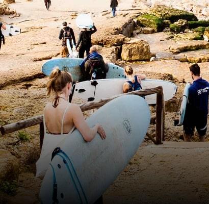 Surf Camp Ericeira